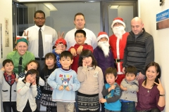 Koriyama Christmas Party 2012